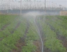多孔管微灌系统