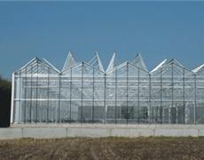 屋顶全开型温室