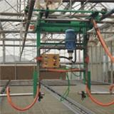 Automatic sprinkler irrigation system for car