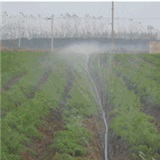 The porous pipe irrigation system